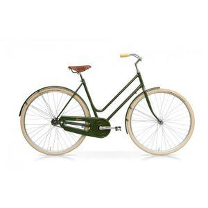 VÉLO DE COURSE - ROUTE TAURUS CONTROPEDALE Vélo 1 Vitesse Vintage Femme