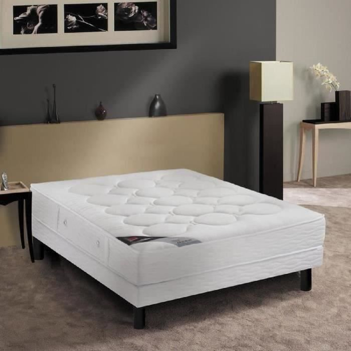 Epeda matelas 160x200cm 23cm ressorts ensach s tr s ferme achat vente mat - Matelas ressorts ensaches epeda ...