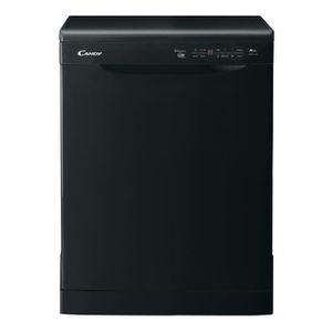 LAVE-VAISSELLE CANDY CDP6674N - Lave-vaisselle posable - 16 couve