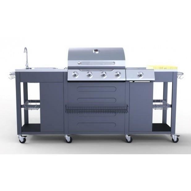 Cuisine Exterieure Barbecue Cuisine Exterieure-Magnifique galaxy ...