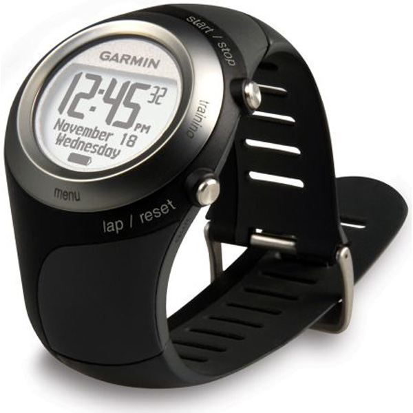 Montre pulsomètre garmin forerunner® 405, noir Marathons, Trails