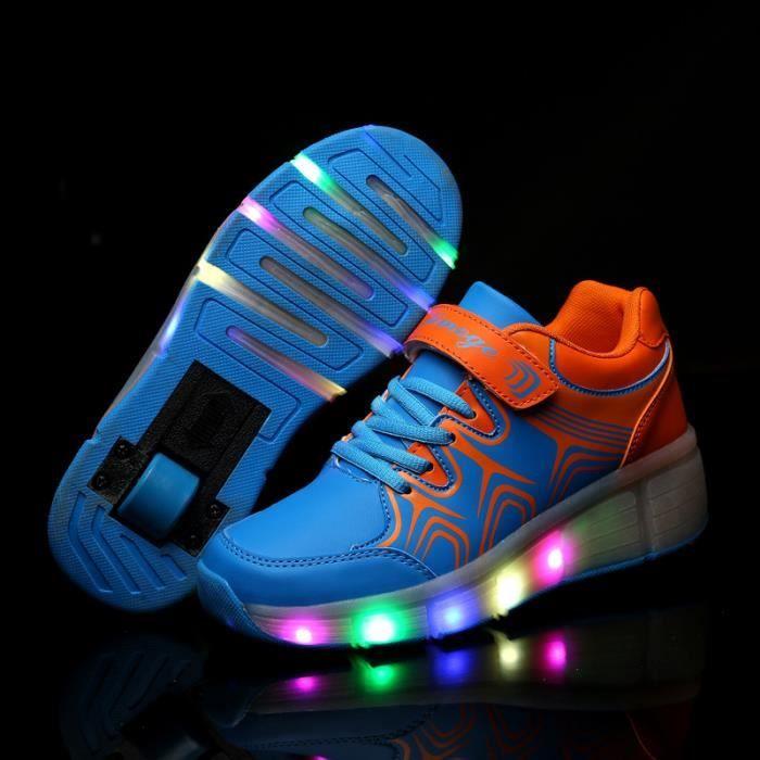 nouvel enfant heelys chaussures roulettes avec roues chaussures pour enfants chaussures pour. Black Bedroom Furniture Sets. Home Design Ideas