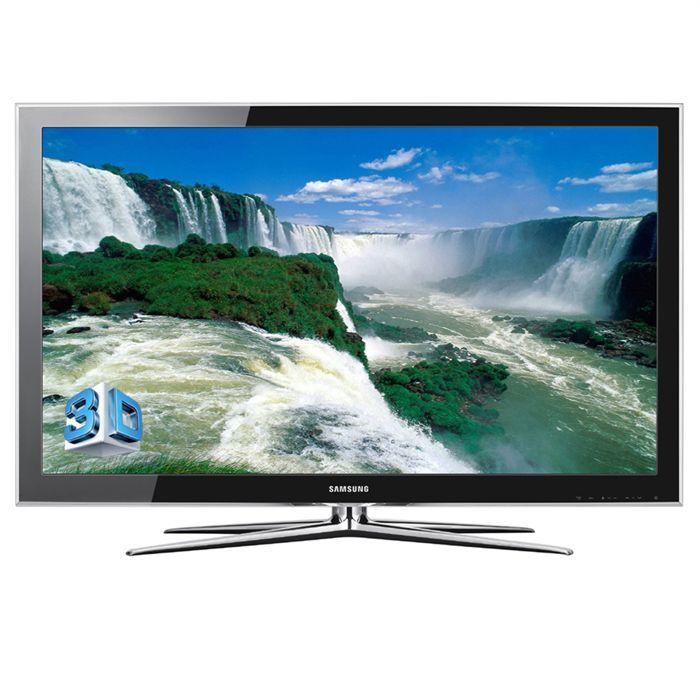 Samsung le46c750 t l viseur lcd prix pas cher cdiscount - Televiseur prix discount ...