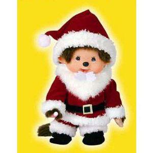 PELUCHE Kiki - Père Noël