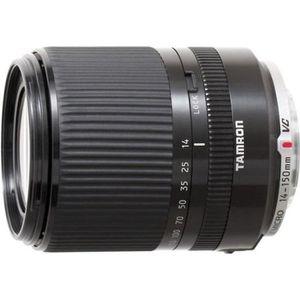 OBJECTIF Objectif TAMRON 14-150mm F3.5-5.8 Di III noir.