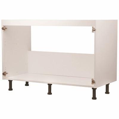 Meuble sous vier meuble sous evier 700x1200x600 achat for Ensemble evier et meuble sous evier 120 cm