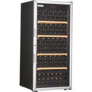 Cave à vin de service - Multi-Températures - 177 bouteilles - Noir - ARTEVINO - ACI-ART215 - Pose libre