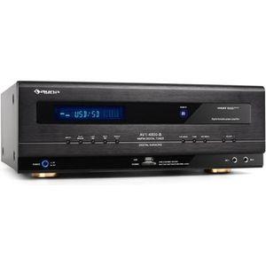 AMPLIFICATEUR HIFI Ampli Hifi récepteur surround USB MP3 1000W max.