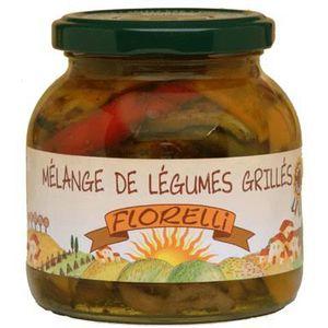 M lange l gumes grill s florelli antipasti achat vente sauce chaude m lange l gumes - Antipasti legumes grilles ...