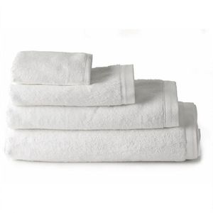 serviette toilette 30x30 blanc achat vente serviette. Black Bedroom Furniture Sets. Home Design Ideas