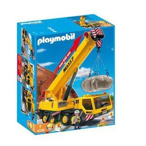 Jeux de construction geant achat vente jeux et jouets pas chers - Jeux de grue de construction gratuit ...