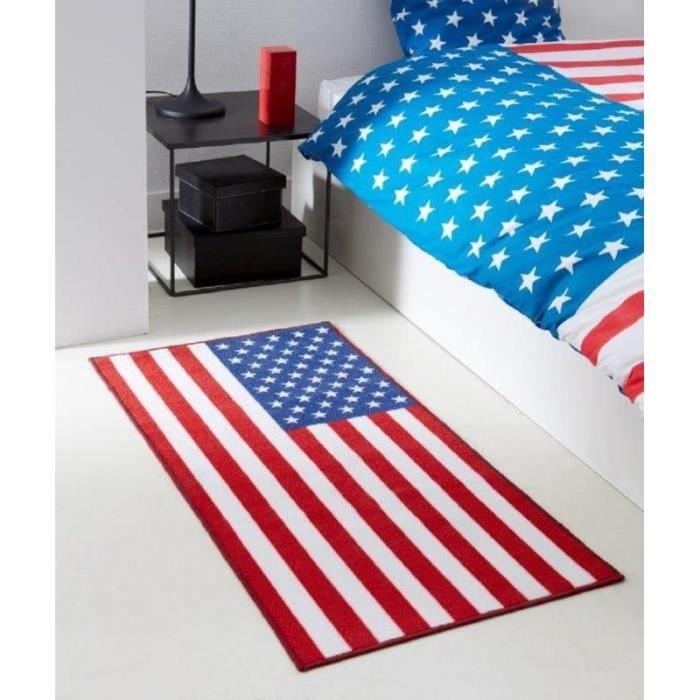 tapis 60x120 cm us dream etats unis achat vente tapis. Black Bedroom Furniture Sets. Home Design Ideas