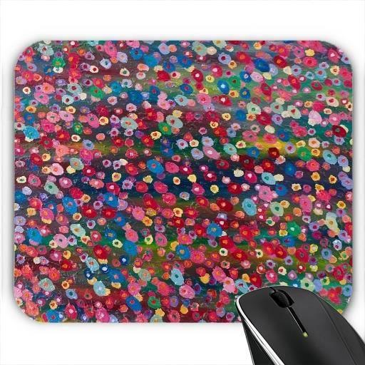 tapis de souris fleurs heureuses prix pas cher cdiscount. Black Bedroom Furniture Sets. Home Design Ideas