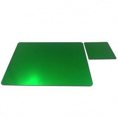 6 verts miroir napperons carr s et sous verres achat for Miroir 40x150