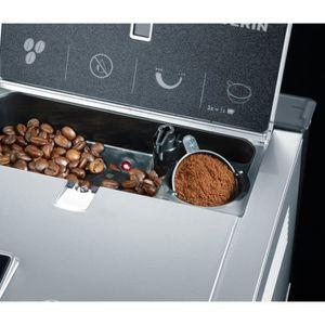 Machine à expresso automatique avec Broyeur intégré - SEVERIN KV 8021 S2 + One Touch