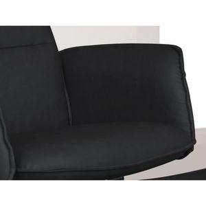 fauteuil allonge achat vente fauteuil allonge pas cher cdiscount. Black Bedroom Furniture Sets. Home Design Ideas