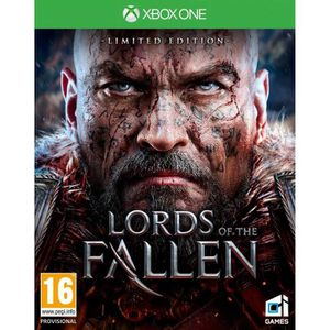 JEUX XBOX ONE Lords of the Fallen Limited Edition Jeu Xbox One