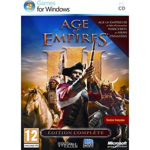 Find all the latest Age of Empires III PC game downloads on GameWatcher.com.The 1.13 patch for Age of Empires III.