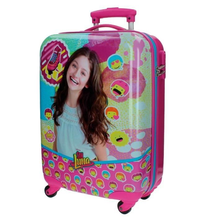 petite valise coque rigide soy luna achat vente valise bagage 8435465000753 cdiscount. Black Bedroom Furniture Sets. Home Design Ideas