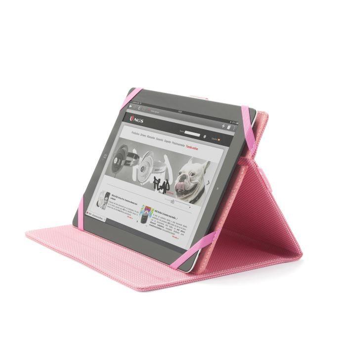 housse etui de protection pour tablettes 9 10 prix pas cher cdiscount. Black Bedroom Furniture Sets. Home Design Ideas