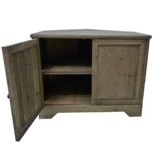meuble d 39 angle tv achat vente meuble d 39 angle tv pas cher cdiscount. Black Bedroom Furniture Sets. Home Design Ideas