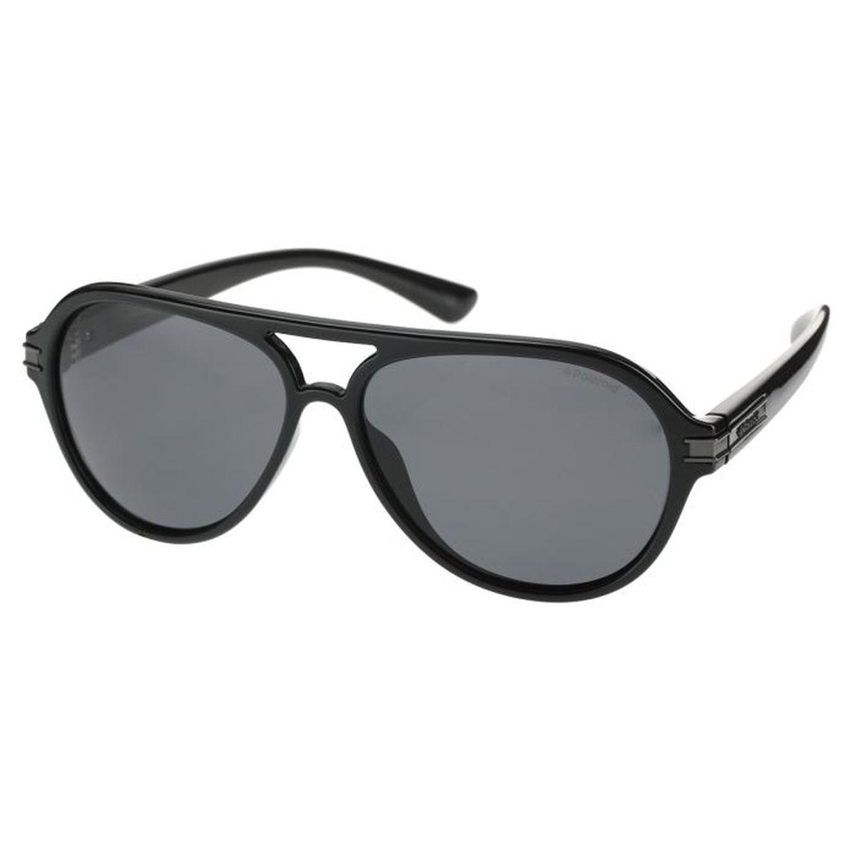 polaroid lunettes de soleil p8329b homme havane achat. Black Bedroom Furniture Sets. Home Design Ideas
