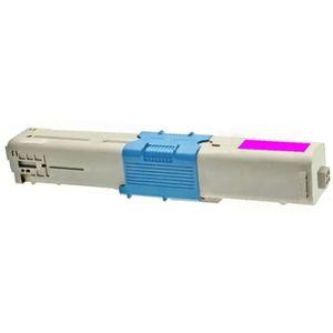 OKI Cartouche toner 44973534 - Compatible C301/C302 - Magenta - Capacité standard 1.500 pages