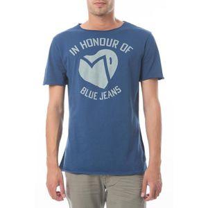 T-SHIRT Tee Shirt Mc Alec Meltin Pot Mar...
