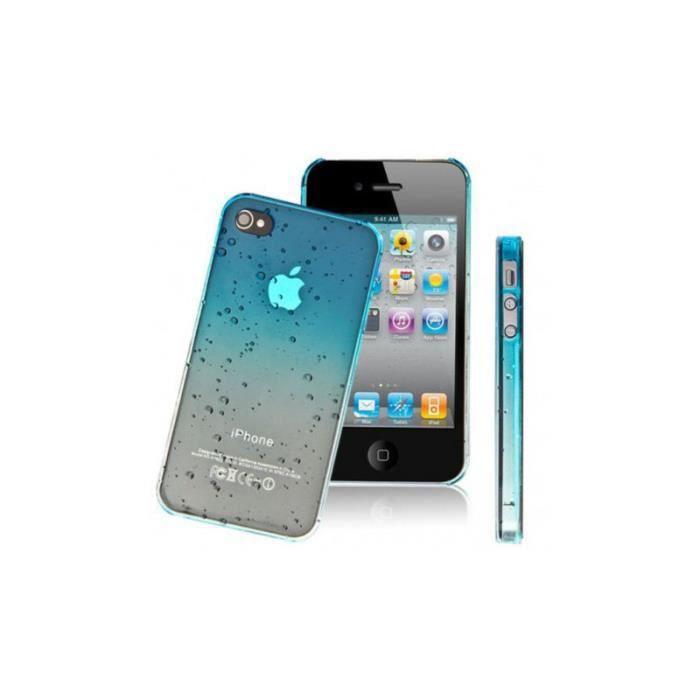 coque goutte de pluie pour iphone 5c bleu ciel achat coque bumper pas cher avis et meilleur. Black Bedroom Furniture Sets. Home Design Ideas