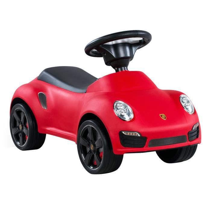 bentley kids porteur voiture porsche 911 disponible en rouge blanc et jaune 5014555078754. Black Bedroom Furniture Sets. Home Design Ideas