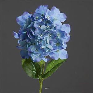 Hortensia artificielle achat vente hortensia for Soldes fleurs artificielles