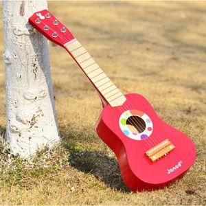 guitare enfant 3 ans achat vente jeux et jouets pas chers. Black Bedroom Furniture Sets. Home Design Ideas