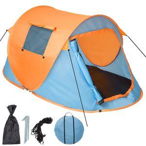 TENTE DE CAMPING Tente de Camping 2 Places POP UP, Tente Imperméabl