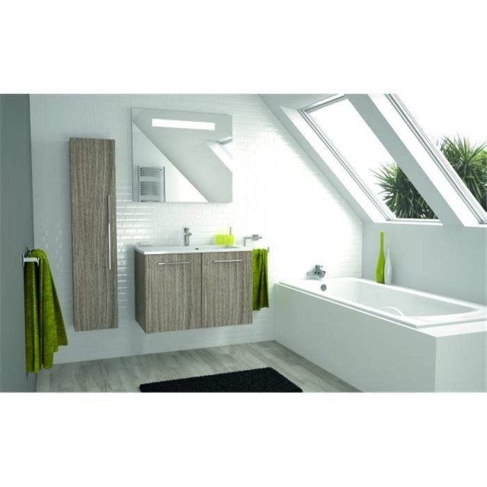meuble sous vasque 3 portes concept 120 cm olmo ontario achat vente meuble vasque plan. Black Bedroom Furniture Sets. Home Design Ideas