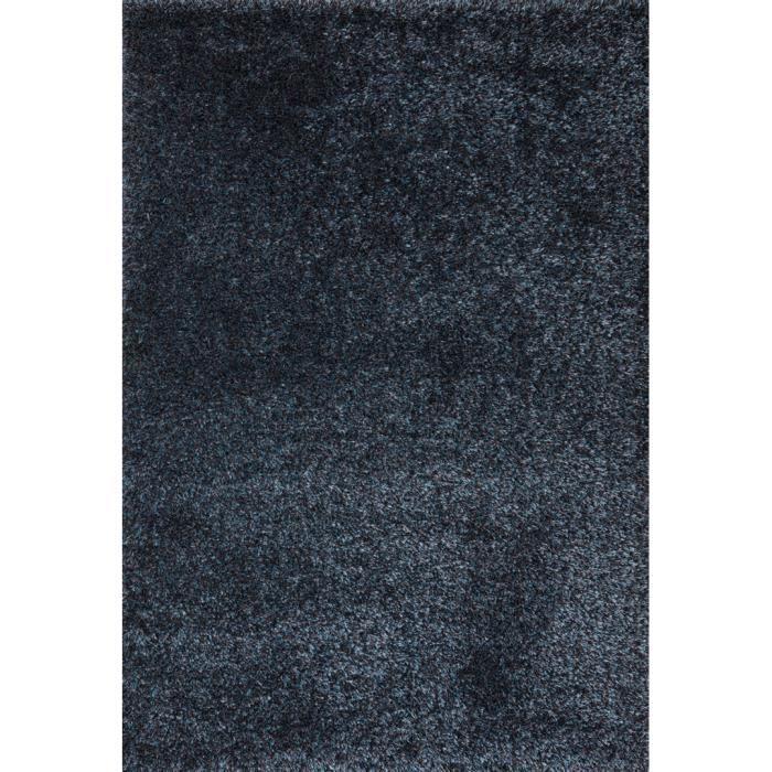 tapis turquoise noir foster 200 x 290 achat vente tapis cdiscount. Black Bedroom Furniture Sets. Home Design Ideas
