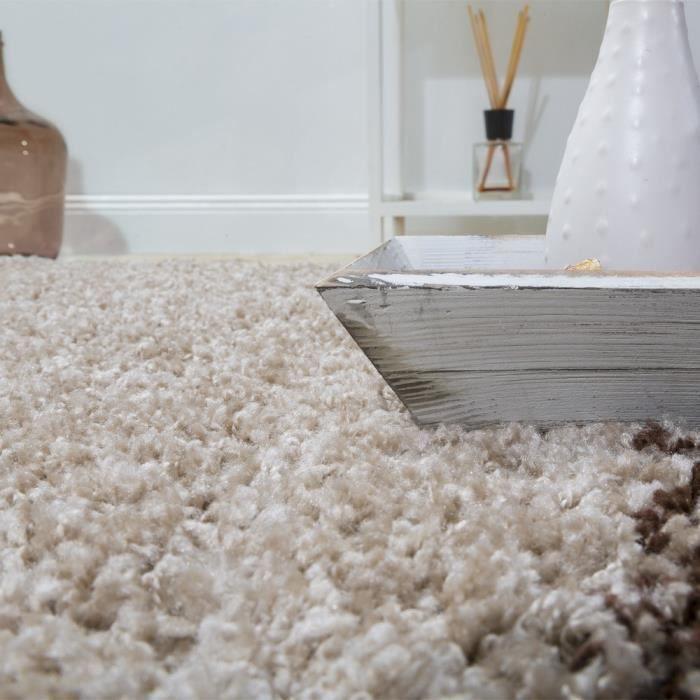 tapis poil haut achat vente tapis poil haut pas cher cdiscount. Black Bedroom Furniture Sets. Home Design Ideas