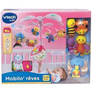 VTECH Mobilo'Rêves Rose
