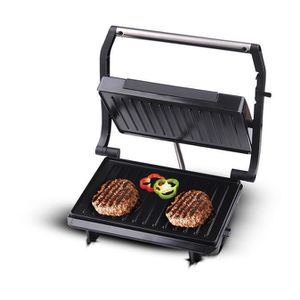 GRILL ÉLECTRIQUE TECHWOOD Panini grill TPG-756