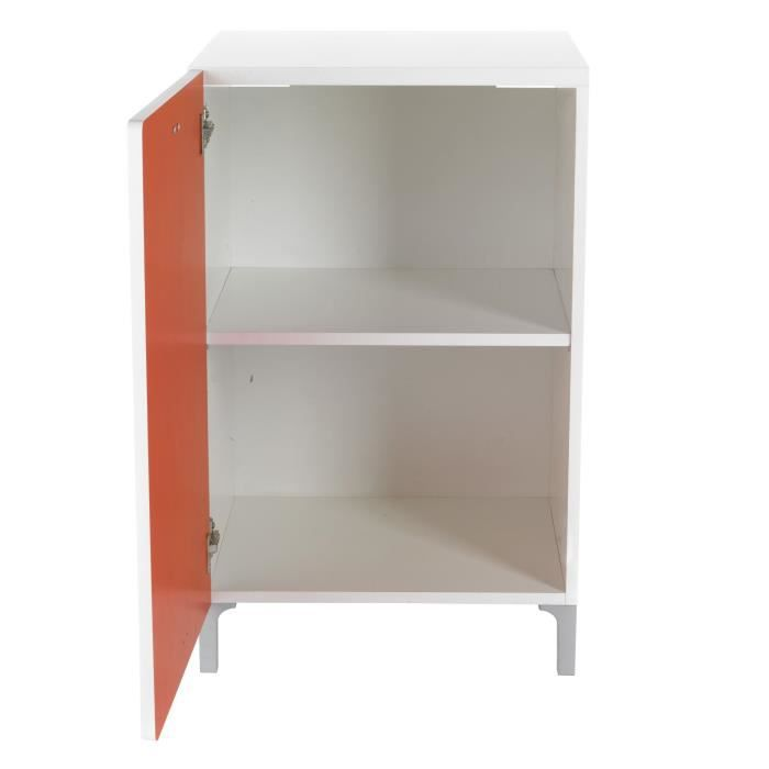 Teo meuble caisson sous vasque de salle de bains achat for Meuble salle de bain sous vasque