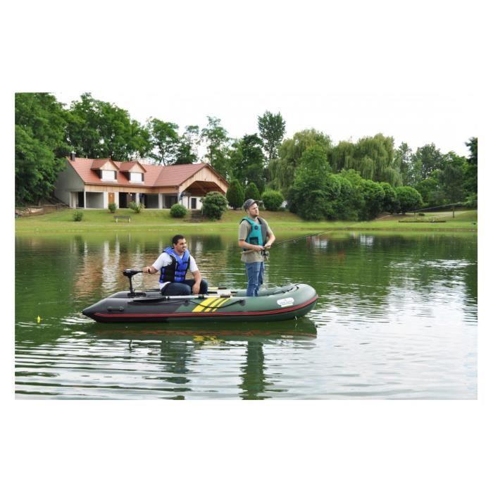 bateau de p che gonflable pescador p330 hf prix pas cher cdiscount. Black Bedroom Furniture Sets. Home Design Ideas