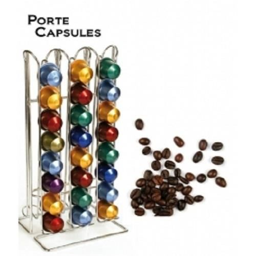 porte capsules pour 48 capsules nespresso achat vente distributeur capsules cdiscount. Black Bedroom Furniture Sets. Home Design Ideas