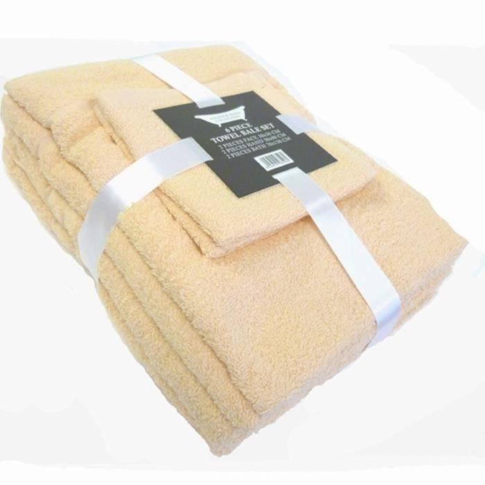 Serviettes de toilette - 3Suisses