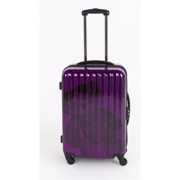 valise grande taille 66cm lulu castagnette achat vente valise bagage 2009911154756 cdiscount. Black Bedroom Furniture Sets. Home Design Ideas