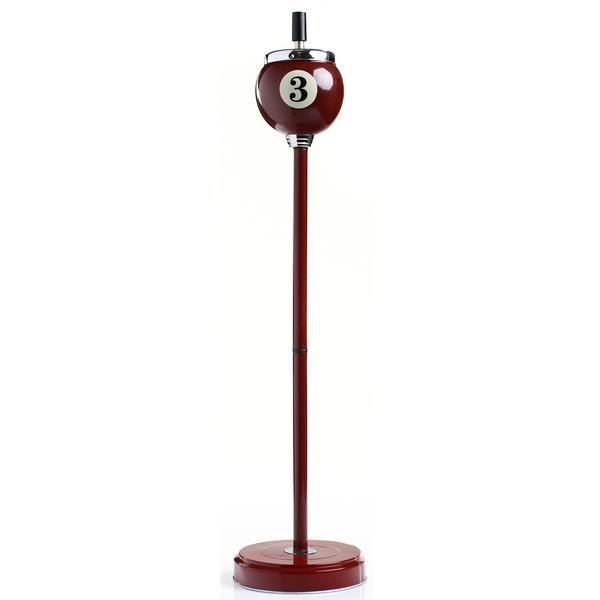 cendrier sur pied boule de billard rouge achat vente cendrier cendrier sur pied boule de. Black Bedroom Furniture Sets. Home Design Ideas