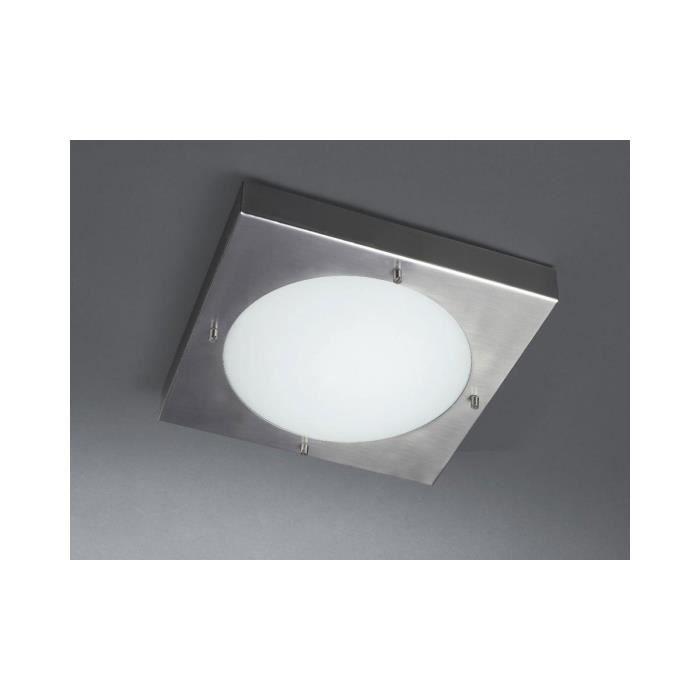 plafonnier tanche pour salle de bains achat vente plafonnier tanche pour sal aluminium. Black Bedroom Furniture Sets. Home Design Ideas