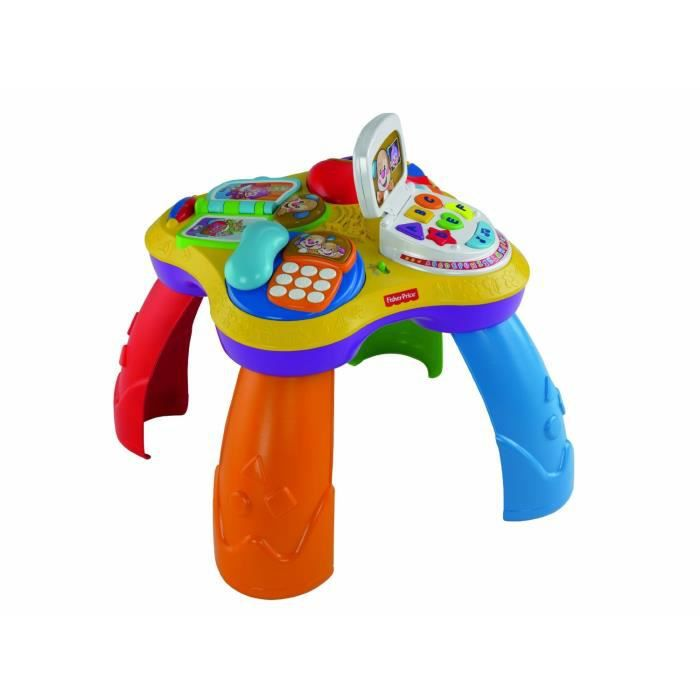 TABLE JOUET D'ACTIVITÉ FISHER-PRICE Table Puppy Bilingue