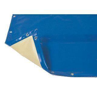 B che hiver luxe bleue pour piscine cristaline evolux 4m for Piscine cristaline