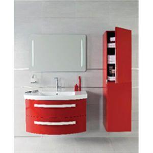 Meuble salle de bain 100 cm achat vente meuble salle - Miroir lumineux 100 cm ...