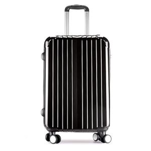 VALISE - BAGAGE Valise cabine rigide 4 roues double - ultra léger