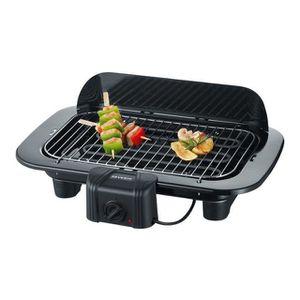 BARBECUE DE TABLE SEVERIN - Gril barbecue 2500 W PG8526